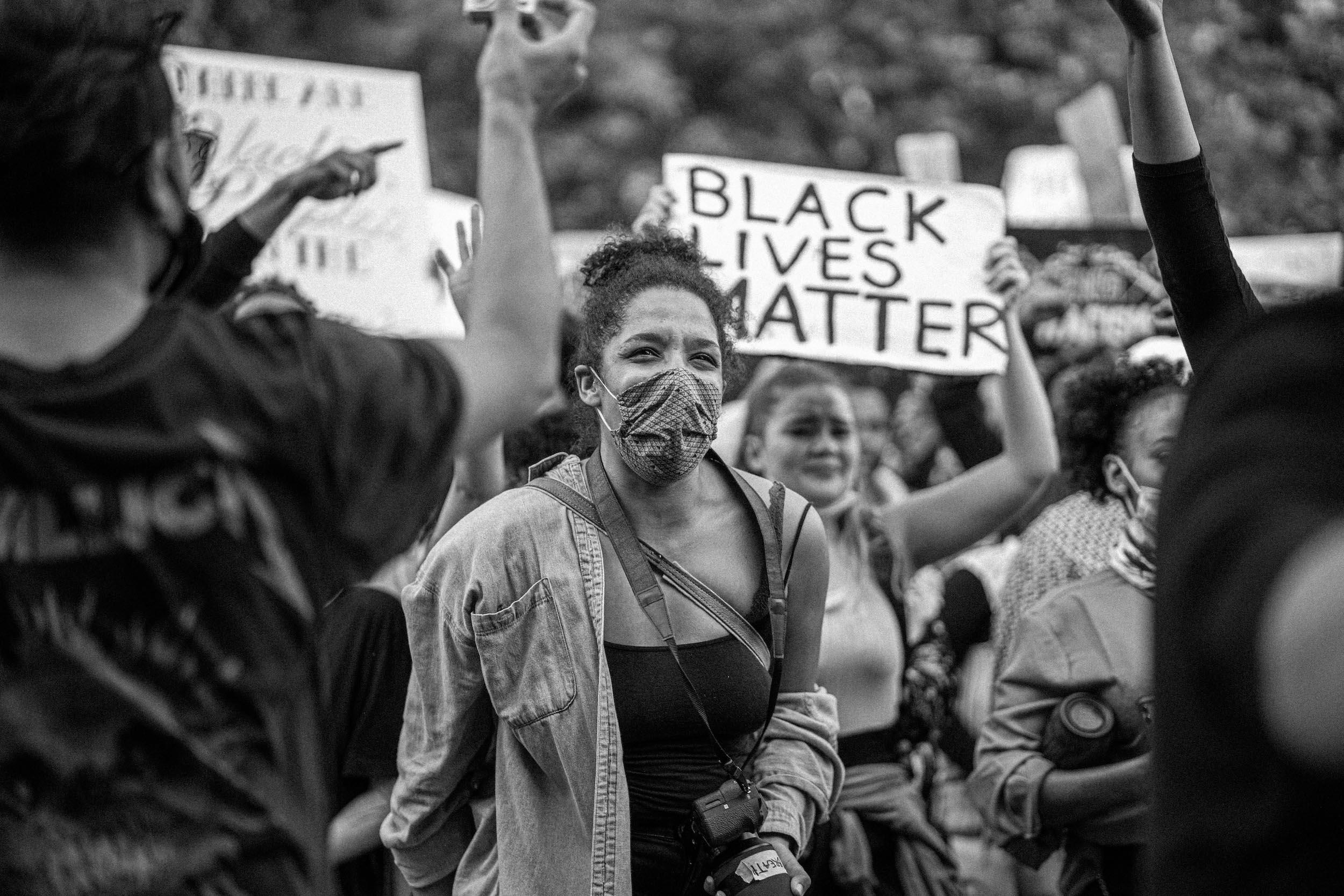 Socialwashing manifestación