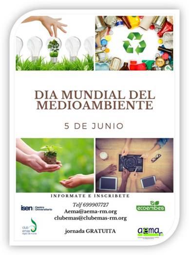 Día Mundial del Medio ambiente, jornada sobre economía circular