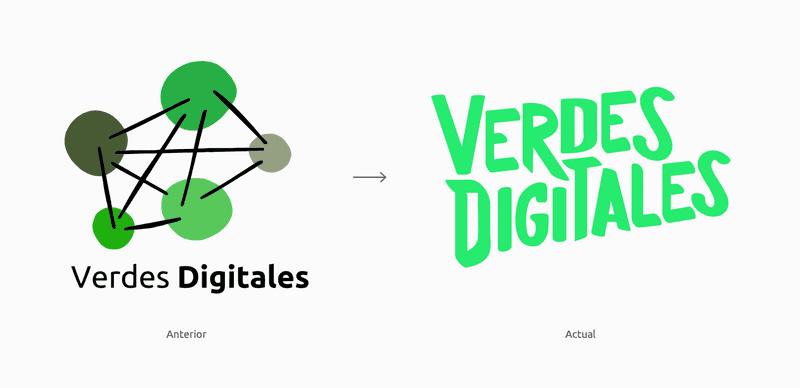 Rebranding Verdes Digitales