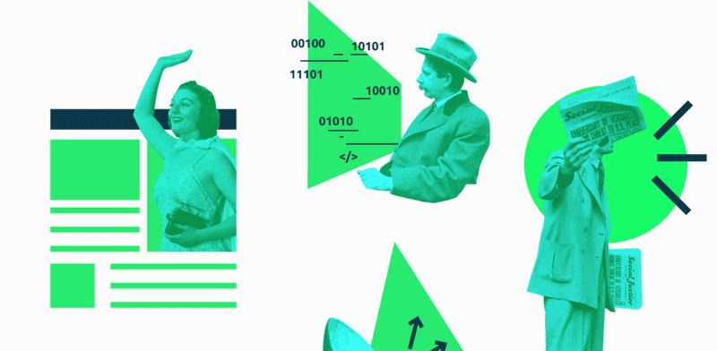 Nueva imagen, rebranding Verdes Digitales