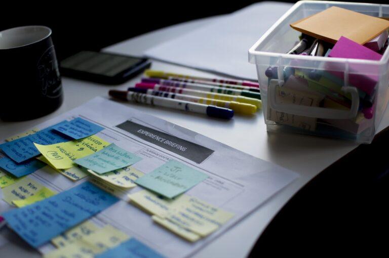 Lienzo de lean marketing para diseño de estrategias
