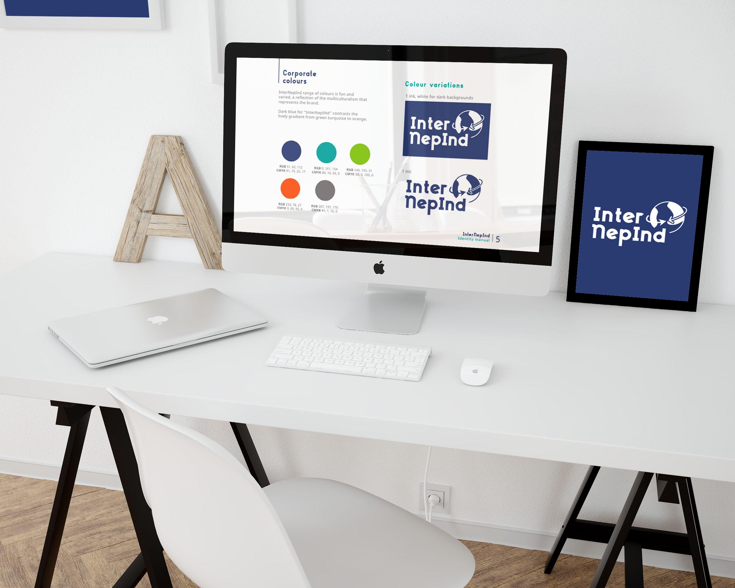 Diseño gráfico InterNepInd