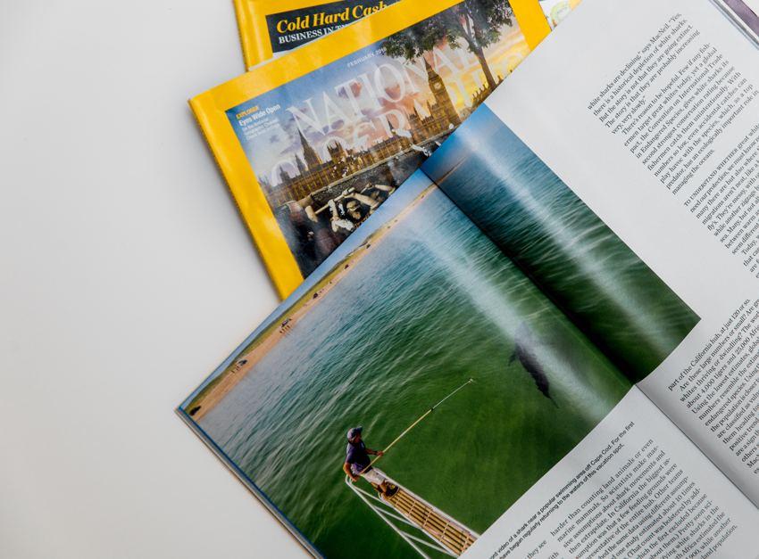 National Geographic - medios de comunicación ambiental
